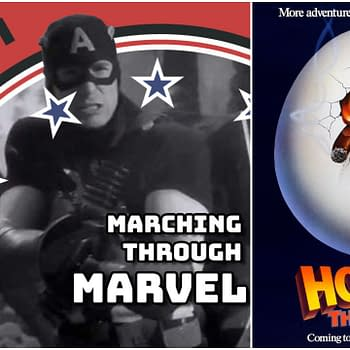 Marching Through Marvel: Watching Howard the Duck for the First Time