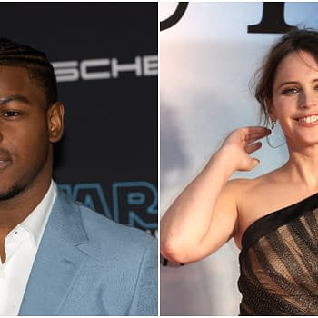 John Boyega Joins Felicity Jones In New Thriller Borderland