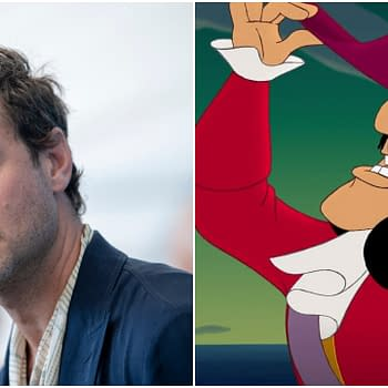 Jude Law in Talks To Play Captain Hook In Disney Live Action Peter Pan