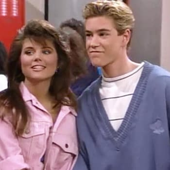 Saved by the Bell Star Mark-Paul Gosselaar Hosting Rewatch Podcast