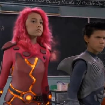 Sharkboy and Lavagirl to Return in We Can Be Heroes #SDCC