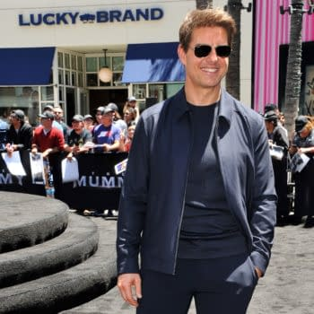 """Universal Reportedly Circling the """"Shoot Tom Cruise Into Space"""" Film"""