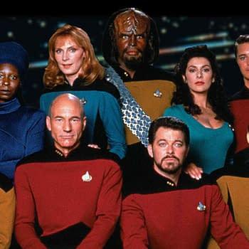 Star Trek: TNG Cast Create Birthday PSA for Patrick Stewarts 80th