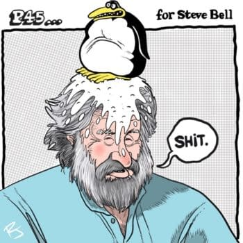 Guardian Newspaper Drops Cartoonist Steve Bell After 40 Years