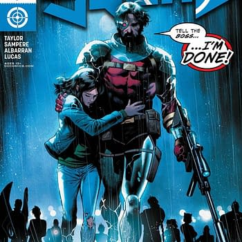 Suicide Squad #7 Review: Earned With Every Pull Of A Trigger