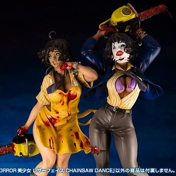Texas Chainsaw Massacre Leatherface Needs a Boyfriend with Kotobukiya