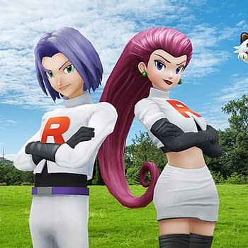 Team Rockets Jessie &#038 James Arrive In Pokémon GO