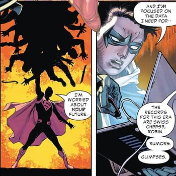 Damian Wayne Murderer in Teen Titans #43 &#8211 and the Future