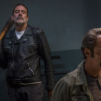 The Walking Dead: Steven Ogg on Negan/Simon Fight Stunt Work &#038 More