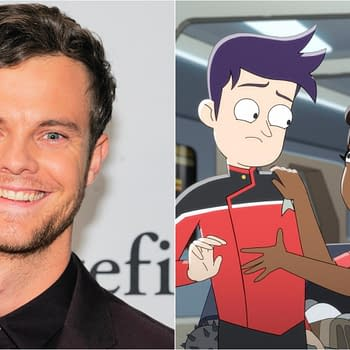 Star Trek: Lower Decks: Jack Quaid Discusses Balancing Comedy Respect