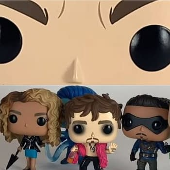 The Umbrella Academy Story As Told By Their Funko Pop Counterparts