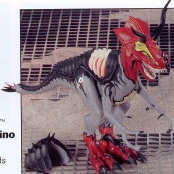 Jurassic Park: Chaos Effect - The Legendary Unreleased Ultimasaurus