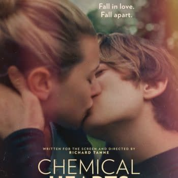 Poster Debuts For Lili Reinhart Amazon Film Chemical Hearts