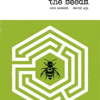 David Aja's The Seeds to (Finally) Conclude in November