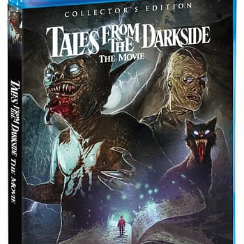 Tales From The Darkside: The Movie Steelbook Coming In August