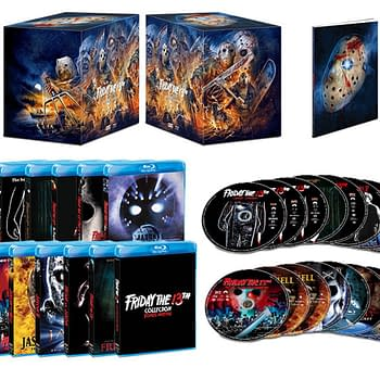 Finally The Ultimate Friday The 13th Blu-ray Set This Fall