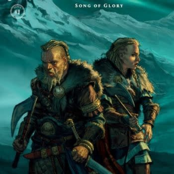Assassin's Creed Valhalla: Song of Glory Prequel From Dark Horse