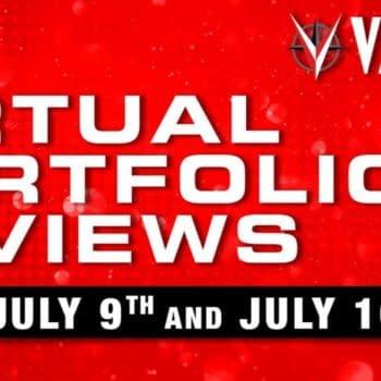 Valiant Comics Launches Virtual Creator Portfolio Reviews in July