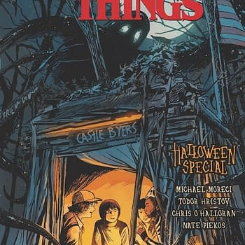 Stranger Things Prequel Halloween in Hawkins Coming This October