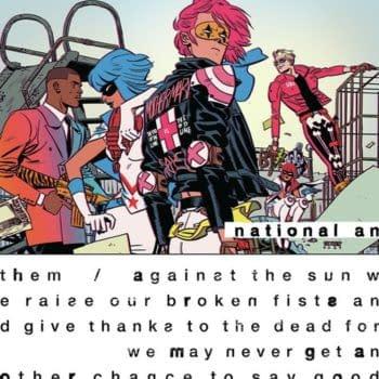 The Fabulous Killjoys Returns From Gerard Way This October