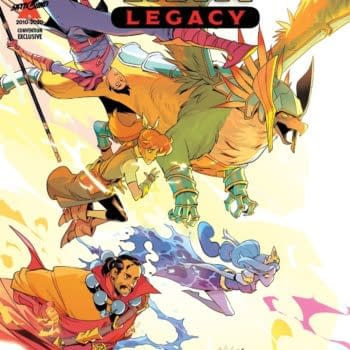 Summoners War: Legacy Comic Coming From Skybound and Com2uS