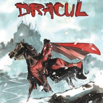 Vlad Dracul #1 Review:
