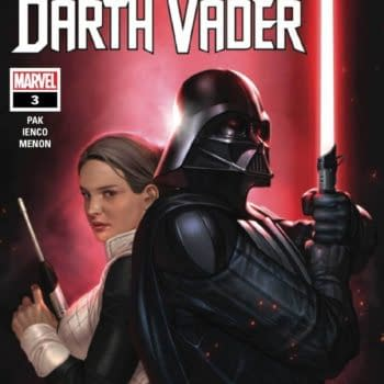 The official cover for Darth Vader #3. Credit: Marvel