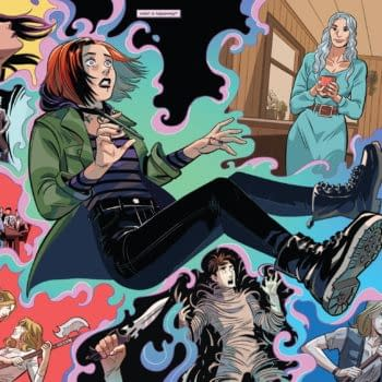 Buffy The Vampire Slayer: Willow #1 Teases Future Of The Buffyverse