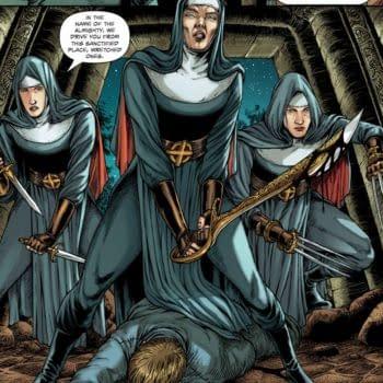 Warrior Nun: Dora is the Lesbian Grunge 90s Buffy We Always Wanted