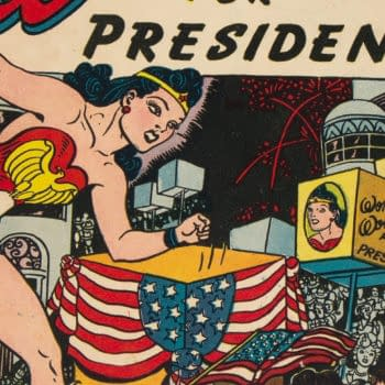 How Wonder Woman #7 from 1943 Predicted the Future of Politics