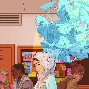 Yasmeen #1 Review: Is There Peace for a Teenager Fleeing From ISIS