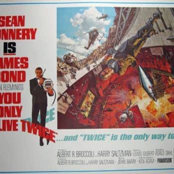 007 Bond Binge: You Only Live Twice aka Ninjas in Volcanoes