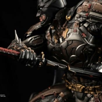 Batman Samurai Shugo Enters the War with XM Studios