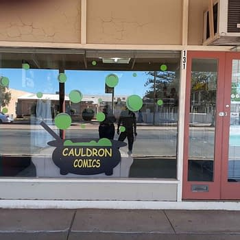 Cauldron Comics Opens In New South Wales Australia