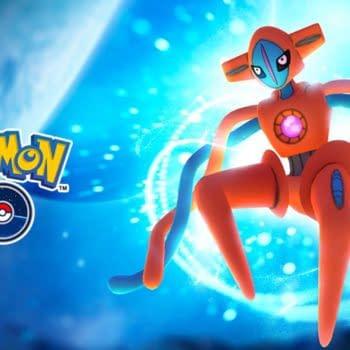 Deoxys Raid Guide: How To Catch A Shiny Deoxys In Pokémon GO