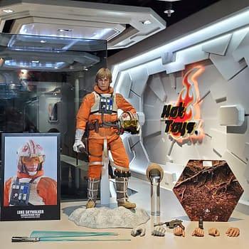 Star Wars Luke Skywalker Pilot Outfit Arrives at Hot Toys
