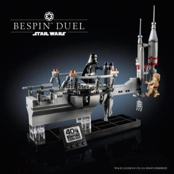 LEGO Announces Star Wars: The Empire Strikes Back Bespin Duel Set
