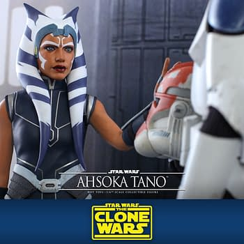 Ahsoka Tano is Getting a New Star Wars Figure from Hot Toys