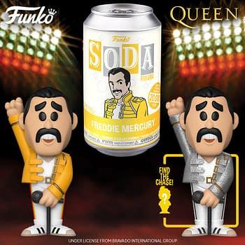 New Funko Soda Reveals &#8211 DC Comics and Freddie Mercury