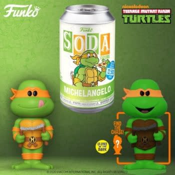 Funko Soda Reveals - TMNT, Woody Woodpecker, Oogie Boogie and More