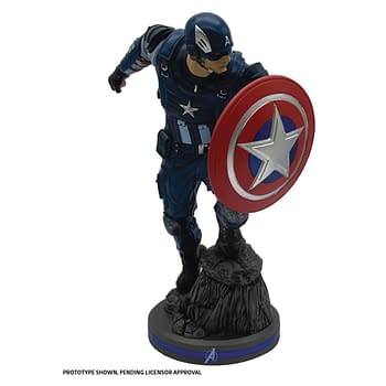 Marvels Avengers Gets New Gamerverse Statues from PCS Collectibles