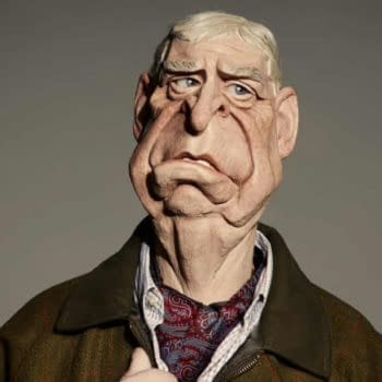 Spitting Image Chooses Bad Day To Reveal New Prince Andrew Puppet