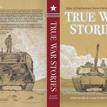 Alex De Campi Teams Veterans With Comics Artists For True War Stories