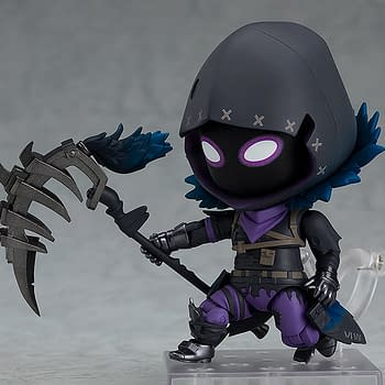Fortnite Raven Outfit Becomes Nendoroid from Good Smile Company