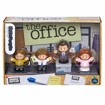 The Office Gets Little People Collectors Set from Fisher-Price