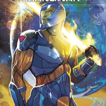 X-O Manowar Returns in November from Dennis Hopeless & Emilio Laiso