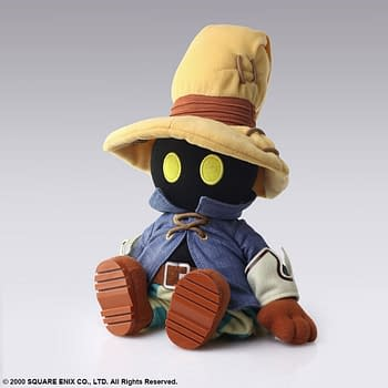 Final Fantasy Vivi Brings the Magic with Square Enix New Action Doll