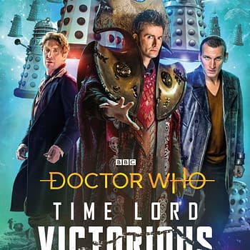 Doctor Who: Time Lord Victorious FOC Today Will Stores Order Enough