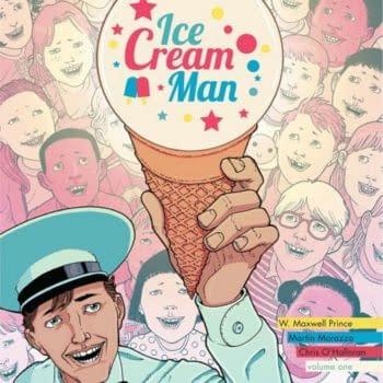 Ice Cream Man Quarantine Comix Orders Increase 75%, #1 Sells For $110