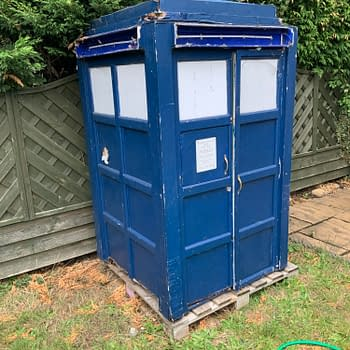 Free TARDIS in South-West London &#8211 Any Takers